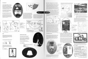 An example page of the Whole Earth Catalog