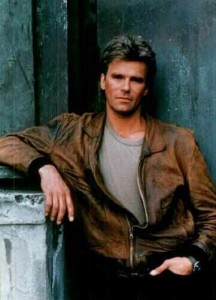 80's icon McGyver, probably the most well-known innovator ever.
