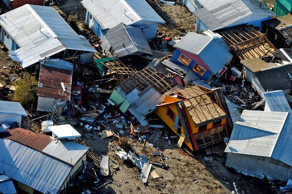 Impacts of the 2010 tsunami in Chile | Resilience Science